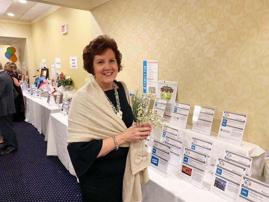 . Community Teamwork CEO Karen Frederick of Dracut