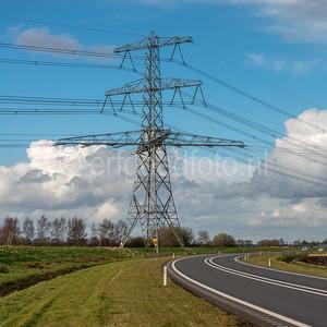 Emmen  Elektriciteitsmast
