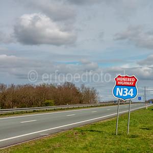 Emmen - N34 Hunebed Highway