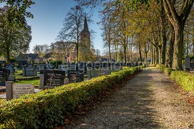 Rolde - Begraafplaats
