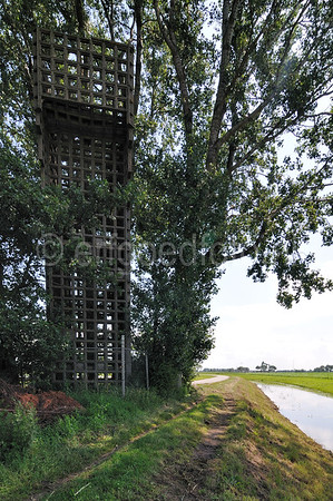 Schoonebeek - Luchtwachttoren