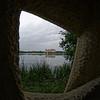 "Igor Brown's ""Window"" on Moritzburg Castle"