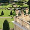 The garden of Schloss Wesenstein - not really in Dresden, but very nearby.