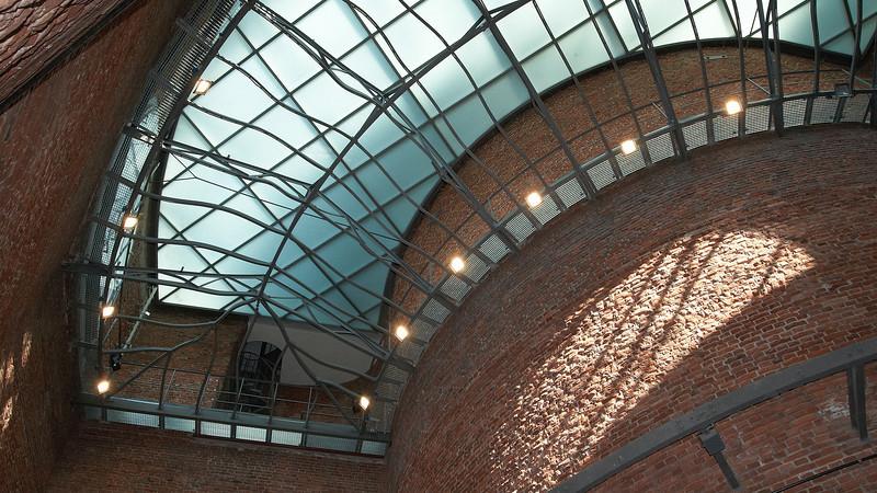 Inside the HfBK Dresden