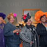 Joy Mayes, Sherla Martin, Judy Sharpe and Hazel Parrish.