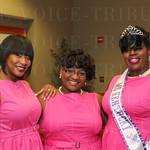 Tamika Rasheed, Shavonda Williams and Ms.Kentucky Plus America Raeshanda Johnson.