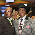 Moe Harris and Chuck Ellis.