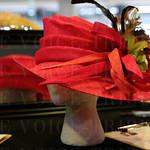Hat designed by Giovannio.