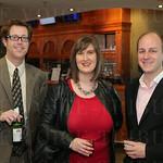 Tim Hertzsch, Kristie Noel and Nick Ellis.