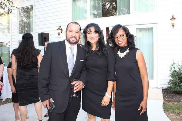 Dress for Success Northwest Arkansas Little Black Dress Dinner Party 10.4.18
