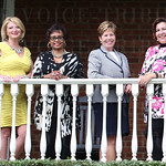 Charlotte Ipsan, Carol-James Clay, Karen Williams and Shannon White.