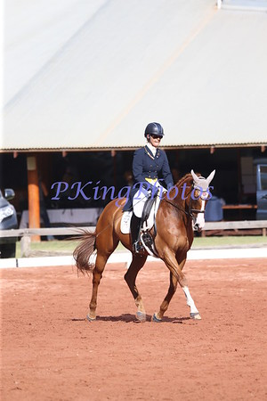 Swan River Dressage Competition June
