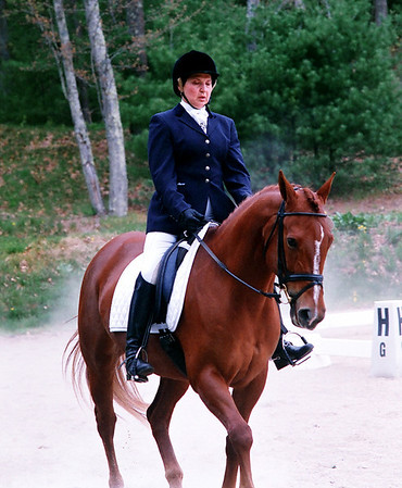 2009 - CRDA Schooling Dressage May 3