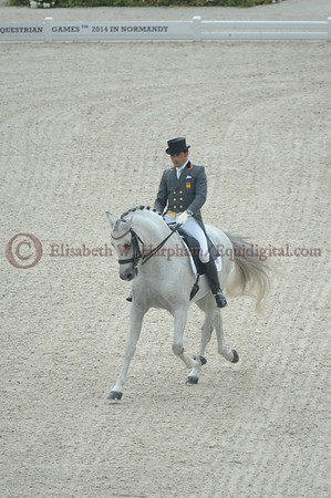 023 - 10 - Jose Antonio Garcia Mena (ESP) - Norte Lovera - 2014 World Equestrian Games