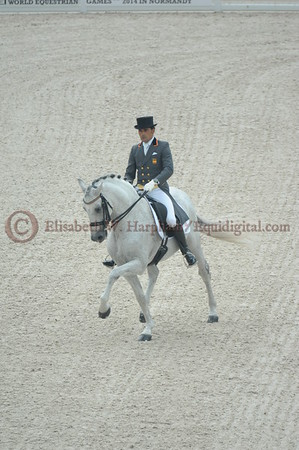 025 - 10 - Jose Antonio Garcia Mena (ESP) - Norte Lovera - 2014 World Equestrian Games