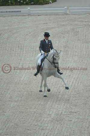 006 - 10 - Jose Antonio Garcia Mena (ESP) - Norte Lovera - 2014 World Equestrian Games