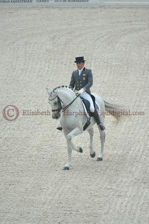 024 - 10 - Jose Antonio Garcia Mena (ESP) - Norte Lovera - 2014 World Equestrian Games