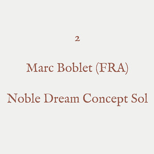 001 - 2 - Marc Boblet (FRA) - Noble Dream Concept Sol - 2014 World Equestrian Games
