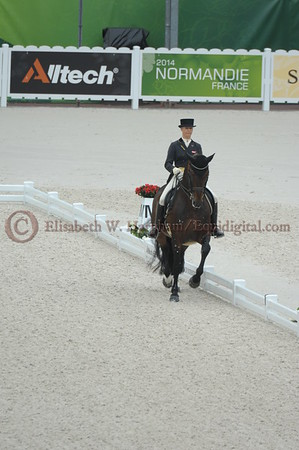 009 - 29 - Victoria Max-Theurer (AUT) - Augustin Old - 2014 World Equestrian Games