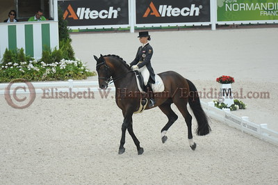 029 - 29 - Victoria Max-Theurer (AUT) - Augustin Old - 2014 World Equestrian Games