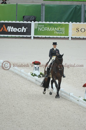 011 - 29 - Victoria Max-Theurer (AUT) - Augustin Old - 2014 World Equestrian Games