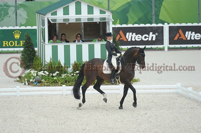 027 - 29 - Victoria Max-Theurer (AUT) - Augustin Old - 2014 World Equestrian Games