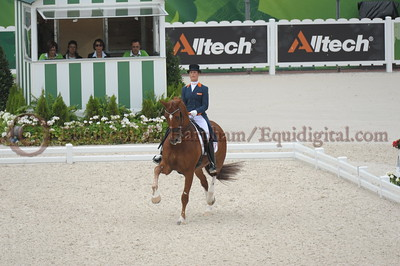 005 - 30 - Adelinde Cornelisen (NED) - Jerich Parzival N O P  - 2014 World Equestrian Games