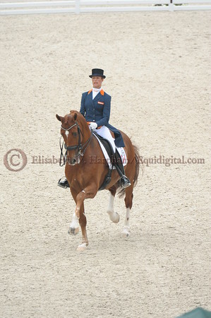 010 - 30 - Adelinde Cornelisen (NED) - Jerich Parzival N O P  - 2014 World Equestrian Games