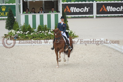 007 - 30 - Adelinde Cornelisen (NED) - Jerich Parzival N O P  - 2014 World Equestrian Games