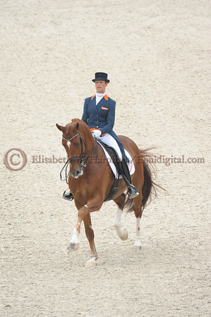 013 - 30 - Adelinde Cornelisen (NED) - Jerich Parzival N O P  - 2014 World Equestrian Games