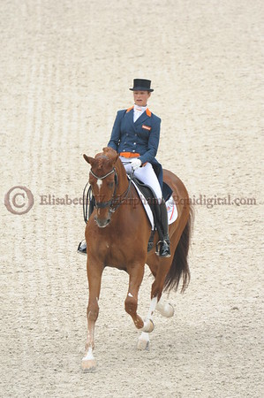 019 - 30 - Adelinde Cornelisen (NED) - Jerich Parzival N O P  - 2014 World Equestrian Games