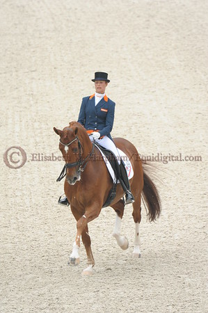 017 - 30 - Adelinde Cornelisen (NED) - Jerich Parzival N O P  - 2014 World Equestrian Games