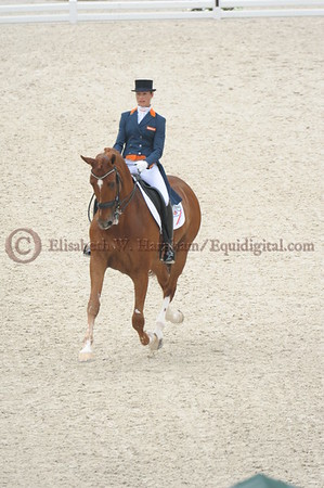 009 - 30 - Adelinde Cornelisen (NED) - Jerich Parzival N O P  - 2014 World Equestrian Games