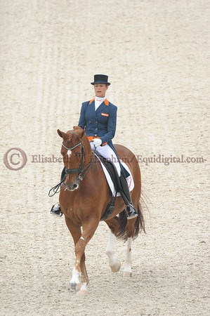 020 - 30 - Adelinde Cornelisen (NED) - Jerich Parzival N O P  - 2014 World Equestrian Games