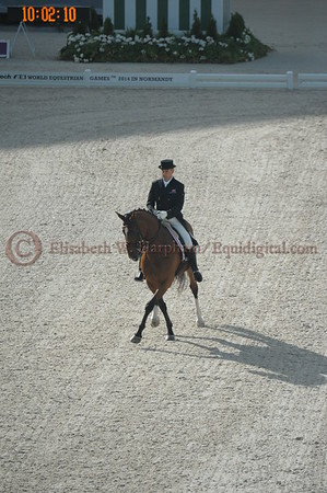 015 - 4 - Lars Petersen (DEN) - Mariett - 2014 World Equestrian Games