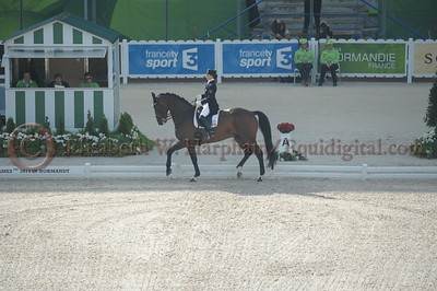 002 - 6 - Belinda Trussell (CAN) - Anton - 2014 World Equestrian Games