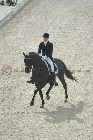 023 - 9 - Edward Gal (NED) - Glock's Voice - 2014 World Equestrian Games