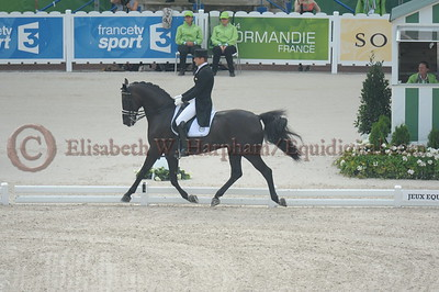 003 - 9 - Edward Gal (NED) - Glock's Voice - 2014 World Equestrian Games