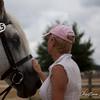 Horse: Shine Hill Peanut<br /> Person: Hilary Walker