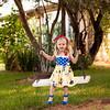 Paisley Snow White Dress-8286