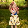 Paisley Snow White Dress-8407
