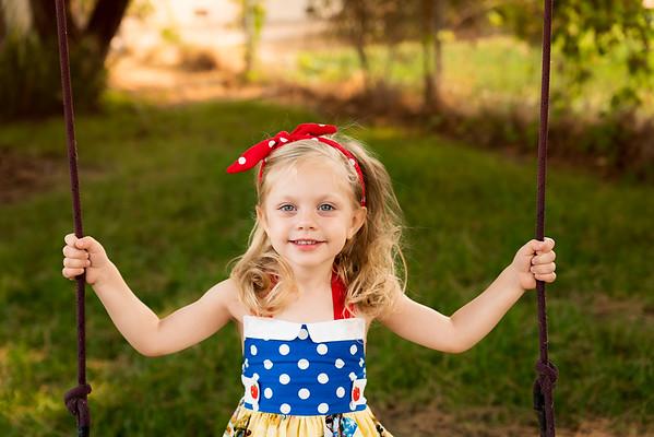 Paisley Snow White Dress-7785