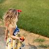 Paisley Snow White Dress-8790