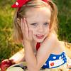Paisley Snow White Dress-8585
