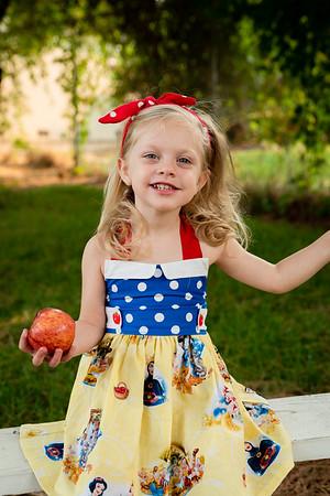 Paisley Snow White Dress-7895