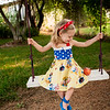Paisley Snow White Dress-7904