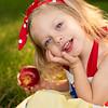 Paisley Snow White Dress-8576