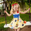 Paisley Snow White Dress-7907