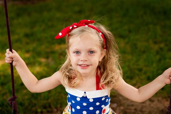 Paisley Snow White Dress-7786