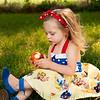 Paisley Snow White Dress-8532